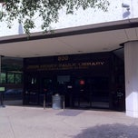 Photo taken at Faulk Central Library, Austin Public Library by Nick G. on 4/10/2012