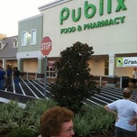 Photo taken at Publix Super Market at Lake Gibson Shopping Center by Teresa C. on 9/6/2012