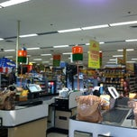 Photo taken at Shaws Supermarket by Maria S. on 6/25/2012