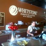 Photo taken at Whetstone Chocolate Factory by Mayer T. on 5/8/2012