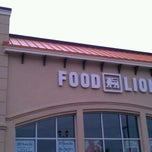 Photo taken at Food Lion by Jonathan S. on 11/27/2011