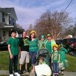 Photo taken at Ocean View St. Patrick's Day Parade by Barbara S. on 3/17/2012