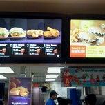 Photo taken at McDonald's Kota Bharu Mall by Joseph T. on 1/4/2012