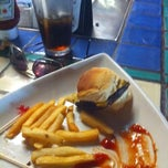 Photo taken at Woody's Diner by Robert H. on 9/16/2011