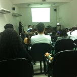 Photo taken at UFAM - Faculdade de Medicina by Leonardo M. on 3/24/2012