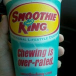 Photo taken at Smoothie King by Jenifer B. on 9/25/2011