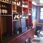 Photo taken at Crepe Cafe & Wine Bar by Kyla M. on 9/25/2011