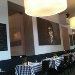 Photo taken at Restaurant & Café Luchs by Wladi M. on 7/17/2011