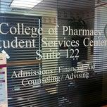 Photo taken at University of Houston College of Pharmacy by University of Houston College of Pharmacy on 8/23/2011