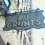 Photo taken at RJ Grunts by Carol S. on 6/17/2012