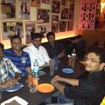 Photo taken at Jalebi Chowk by Anshuman C. on 8/24/2012