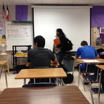 Photo taken at RHS Economics by Zachary P. on 4/30/2012