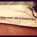 Photo taken at Potbelly Sandwich Shop by Prerak P. on 7/5/2012