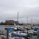 Photo taken at Whitehall Spirit Rowing Club Marina Del Rey by Adam R. on 4/23/2012