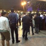 Photo taken at Resorts World Valet Parking by Rhosie M. on 6/16/2012