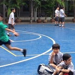 Photo taken at Playground by Sujarit M. on 6/21/2012