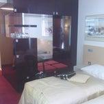 Photo taken at Hotel Habakuk Maribor by Sasha O. on 8/8/2012