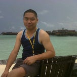 Photo taken at PULAU KAPALAI by Azman B. on 11/20/2011