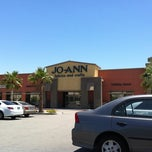 Photo taken at Jo-Ann Fabric And Crafts by John C. on 6/19/2011