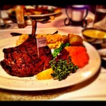 Photo taken at Wombles Steakhouse by Brennan B. on 8/28/2012