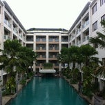 Photo taken at Aston Kuta Hotel & Residence by akyna c. on 1/25/2011