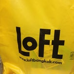 Photo taken at Loft (ลอฟท์) ロフト by Chattraphat R. on 5/29/2012