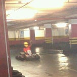 Photo taken at Amazon Kart Indoor by Candido J. on 9/5/2012