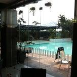 Photo taken at Beranda Rumpi Hotel Peninsula by Ch M. on 7/10/2012