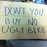 Photo taken at Rick's Cycle Shop by Julia F. on 10/6/2011