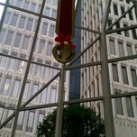 Photo taken at Peachtree Center Harris Tower by Sj B. on 12/27/2011