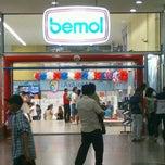 Photo taken at Bemol by Jhony A. on 8/19/2012