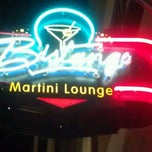 Photo taken at Bistango Martini Lounge by Bryan B. on 10/16/2011