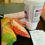 Photo taken at Taco Bell by Chris T. on 8/26/2011