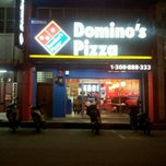 Photo taken at Domino's Pizza by Kyle K. on 1/13/2012