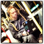 Photo taken at M10 Party Tram by Donald B. on 3/2/2012