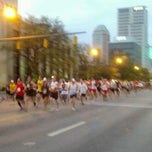 Photo taken at Nationwide Children's Hospital Columbus Marathon & 1/2 Marathon by Michael B. on 10/16/2011
