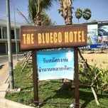 Photo taken at The BlueCO Hotel by MW T. on 4/16/2011