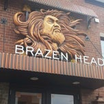 Photo taken at Brazen Head Irish Pub by Allan K. on 3/17/2012
