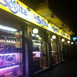 Photo taken at La Scelta by Mirko P. on 1/19/2012