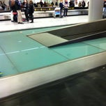 Photo taken at Bagageudlevering / Baggage Reclaim by Caco P. on 4/8/2012
