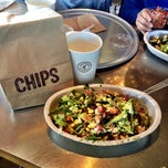 Photo taken at Chipotle Mexican Grill by Lauren M. on 6/5/2012