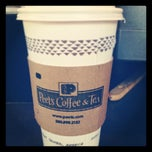 Photo taken at Peet's Coffee & Tea by Gavin B. on 4/3/2012