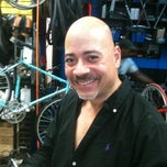 Photo taken at Bicycle Station by Hermann M. on 8/30/2011