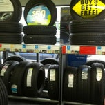 Photo taken at NTB - National Tire & Battery by Delilah W. on 7/29/2012