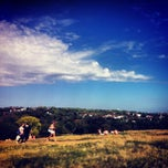 Photo taken at Hampstead Heath by Ed E. on 8/18/2012