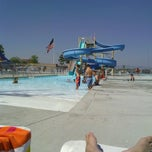 Photo taken at Last Chance Splash Water Park by Tyler J. on 8/23/2012
