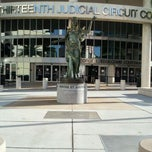 Photo taken at Hillsborough County Courthouse by Melanie W. on 3/22/2012