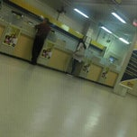 Photo taken at Correios - Agência Central by Marlos R. on 1/11/2012
