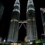 Photo taken at Kuala Lumpur City Centre (KLCC) Park by Nicolo V. on 12/17/2011