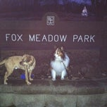 Photo taken at Fox Meadow Park by Karen H. on 12/31/2011